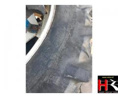 Tires for Fiat tractor