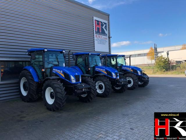 Tractors Overview