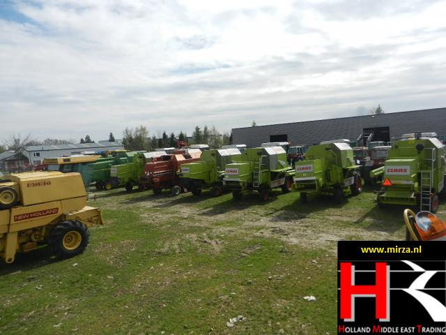 Harvesters Overview