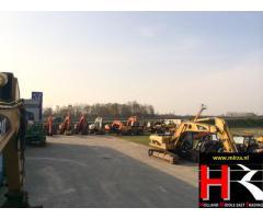 Track Excavators Overview