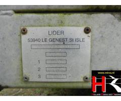 BV712 Lider Remorque