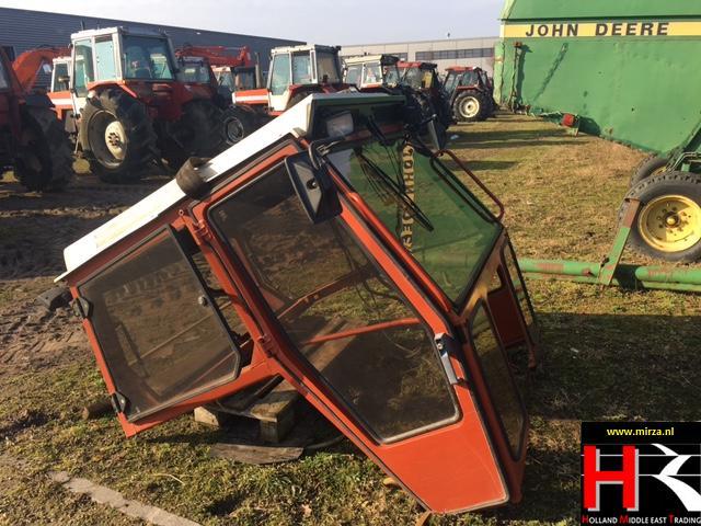 CAB Fiat cabins