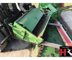John Deere Rapeseed Header and Straw Chopper