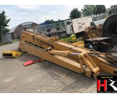 Long Boom Caterpillar 325BL