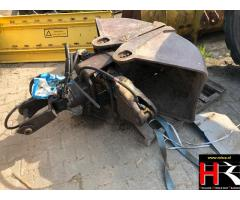 Hinged bucket for Hitachi EX60