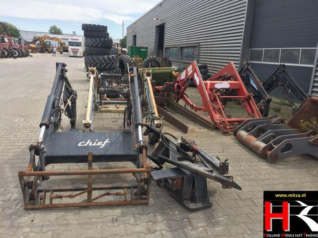 BVGMBV Front loader for Tractors